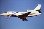 tassさんが、成田国際空港で撮影したVolkswagen Air Services Falcon 900EXの航空フォト(写真)