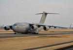 デルタおA330さんが、横田基地で撮影したアメリカ空軍 C-17A Globemaster IIIの航空フォト(写真)