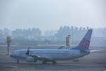 BENKIMAN-ENLさんが、高雄国際空港で撮影したチャイナエアライン 737-8ALの航空フォト(写真)