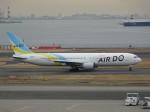 KAZFLYERさんが、羽田空港で撮影したAIR DO 767-381の航空フォト(飛行機 写真・画像)
