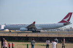 BENKIMAN-ENLさんが、高雄国際空港で撮影したキャセイドラゴン A330-343Xの航空フォト(写真)