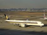KAZFLYERさんが、羽田空港で撮影したシンガポール航空 A350-941XWBの航空フォト(写真)