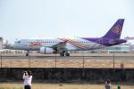 BENKIMAN-ENLさんが、高雄国際空港で撮影したタイ・スマイル A320-232の航空フォト(写真)