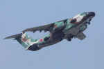 DBACKさんが、新田原基地で撮影した航空自衛隊 EC-1の航空フォト(写真)
