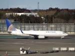 KAZFLYERさんが、成田国際空港で撮影したユナイテッド航空 737-824の航空フォト(写真)