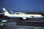 tassさんが、羽田空港で撮影した日本航空 767-346の航空フォト(写真)