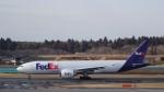 KAZFLYERさんが、成田国際空港で撮影したフェデックス・エクスプレス 777-FHTの航空フォト(飛行機 写真・画像)