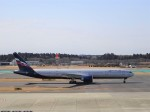 KAZFLYERさんが、成田国際空港で撮影したアエロフロート・ロシア航空 777-3M0/ERの航空フォト(飛行機 写真・画像)
