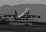 T.Sazenさんが、関西国際空港で撮影した中国国際貨運航空 747-433(SF)の航空フォト(飛行機 写真・画像)
