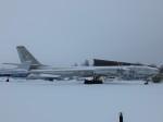 Smyth Newmanさんが、モニノ空軍博物館で撮影したソビエト空軍 Tu-95/142の航空フォト(写真)