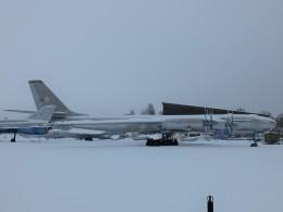 Smyth Newmanさんが、モニノ空軍博物館で撮影したソビエト空軍 Tu-95/142の航空フォト(飛行機 写真・画像)
