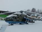 Smyth Newmanさんが、モニノ空軍博物館で撮影したソビエト空軍 Mi-24Aの航空フォト(写真)