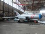 Smyth Newmanさんが、モニノ空軍博物館で撮影したソビエト空軍 MiG-15bisの航空フォト(写真)