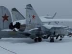 Smyth Newmanさんが、モニノ空軍博物館で撮影したソビエト空軍 MiG-31の航空フォト(写真)