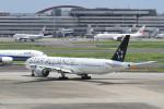 kuro2059さんが、羽田空港で撮影した全日空 777-381/ERの航空フォト(写真)