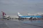 JA8037さんが、ミュンヘン・フランツヨーゼフシュトラウス空港で撮影したKLMシティホッパー ERJ-190-100(ERJ-190STD)の航空フォト(写真)