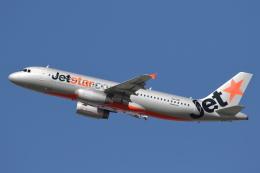 航空フォト:VH-VGI ジェットスター A320