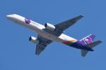 パンダさんが、成田国際空港で撮影したYTOカーゴ・エアラインズ 757-28Sの航空フォト(写真)