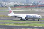 kuro2059さんが、羽田空港で撮影した日本航空 777-246/ERの航空フォト(写真)