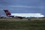 tassさんが、ロンドン・ガトウィック空港で撮影したブリティッシュ・ワールド・エアラインズ 111-531FS One-Elevenの航空フォト(写真)