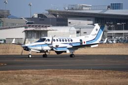 kumagorouさんが、仙台空港で撮影した海上保安庁 B300Cの航空フォト(写真)
