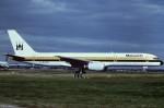 tassさんが、ロンドン・ガトウィック空港で撮影したモナーク・エアラインズ 757-2T7の航空フォト(写真)