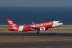 なぞたびさんが、中部国際空港で撮影したエアアジア・ジャパン A320-216の航空フォト(写真)