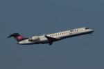 なぞたびさんが、中部国際空港で撮影したアイベックスエアラインズ CL-600-2C10 Regional Jet CRJ-702の航空フォト(写真)