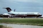 tassさんが、ロンドン・ガトウィック空港で撮影したブリティッシュ・エアウェイズ F28-2000 Fellowshipの航空フォト(写真)