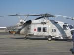 くまのんさんが、名古屋飛行場で撮影した海上自衛隊 SH-60Kの航空フォト(写真)