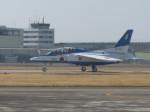 くまのんさんが、名古屋飛行場で撮影した航空自衛隊 T-4の航空フォト(写真)
