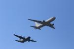 さんたまるたさんが、名古屋飛行場で撮影した航空自衛隊 KC-767J (767-2FK/ER)の航空フォト(写真)