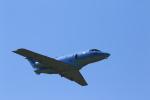 さんたまるたさんが、名古屋飛行場で撮影した航空自衛隊 U-125A (BAe-125-800SM)の航空フォト(写真)