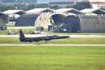 kon chanさんが、嘉手納飛行場で撮影したアメリカ空軍 U-2S Dragon Ladyの航空フォト(写真)