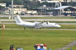 kon chanさんが、嘉手納飛行場で撮影したアメリカ企業所有 DHC-8-315B Dash 8の航空フォト(写真)
