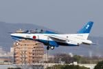 yabyanさんが、名古屋飛行場で撮影した航空自衛隊 T-4の航空フォト(写真)
