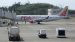 AlphaWing737ケインさんが、久米島空港で撮影したフジドリームエアラインズ ERJ-170-200 (ERJ-175STD)の航空フォト(写真)