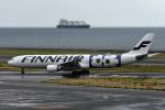 kuro2059さんが、中部国際空港で撮影したフィンエアー A330-302Xの航空フォト(写真)