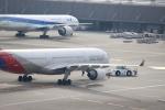わいどあさんが、羽田空港で撮影したアシアナ航空 A330-323Xの航空フォト(写真)
