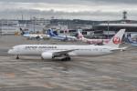 kuro2059さんが、中部国際空港で撮影した日本航空 787-9の航空フォト(写真)