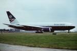 tassさんが、ロンドン・ガトウィック空港で撮影したブリティッシュ・エアウェイズ 767-2B7/ERの航空フォト(写真)