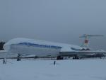 Smyth Newmanさんが、モニノ空軍博物館で撮影したアエロフロート・ソビエト航空 Il-62の航空フォト(写真)