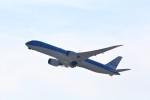 T.Sazenさんが、関西国際空港で撮影したKLMオランダ航空 787-9の航空フォト(飛行機 写真・画像)