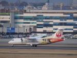 PeachRapit1022さんが、伊丹空港で撮影した日本エアコミューター ATR-42-600の航空フォト(写真)