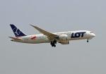 szkkjさんが、成田国際空港で撮影したLOTポーランド航空 787-8 Dreamlinerの航空フォト(写真)