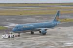 kuro2059さんが、中部国際空港で撮影したベトナム航空 A321-231の航空フォト(写真)