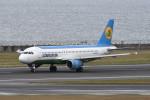 kuro2059さんが、中部国際空港で撮影したウズベキスタン航空 A320-214の航空フォト(写真)