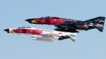 pinama9873さんが、茨城空港で撮影した航空自衛隊 F-4EJ Kai Phantom IIの航空フォト(写真)
