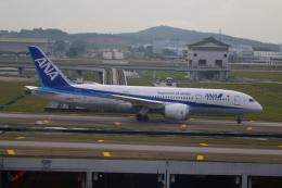 かみじょー。さんが、クアラルンプール国際空港で撮影した全日空 787-8 Dreamlinerの航空フォト(飛行機 写真・画像)