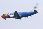 kinsanさんが、スカルノハッタ国際空港で撮影したマイ・インド・エアラインズ 737-330(QC)の航空フォト(写真)